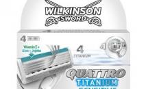 Im Test: Wilkinson Sword Quattro Titanium Sensitive 4er Klingen