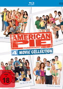 AMERICAN PIE 4 MOVIE COLLECTION erstmals als Blu-ray Edition