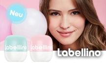 Labellino - Raspberry & Red Apple, Fresh Mint